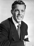 Dick Haymes Posed in Black Suit With White Background Photo by  Movie Star News