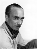Conrad Veidt Close Up Portrait with Brush Up Hairdo Photo by  Movie Star News