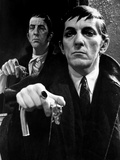 Dark Shadows Cast Member on a Portrait in Black and White Photo by  Movie Star News