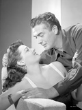 Classic Portrait of the Movie Las Vegas Story in Couple Photo by  Movie Star News
