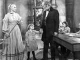 Jane Eyre Excerpt From the Movie in Black and White Photo by  Movie Star News