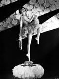 Colleen Moore on a Ballet Dancer Attire Portrait Photo by  Movie Star News