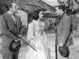 Brigadoon Excerpt From the Movie in Black and White Photo by  Movie Star News