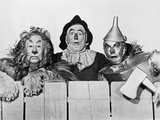 Wizard Of Oz Portrait Coward Lion, Scarecrow and Tinman Photo by  Movie Star News