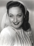 Dorothy Lamour Portrait in Classic with Headband Photo by  Movie Star News