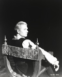 Laurence Olivier Siting on Chair in Tuxedo Black and White Photo by  Movie Star News