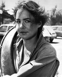 Stockard Channing Posed in Black and White Portrait Photo by  Movie Star News