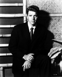 Burt Lancaster Hands and Legs are Crossed in Suit and Tie Photo by  Movie Star News