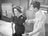 Suddenly Last Summer Movie Scene in Black and White3 Photo by  Movie Star News