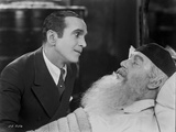 Al Jolson Talking to a Guy Admitted in the Hospital Photo by  Movie Star News