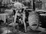 Marlene Dietrich sitting in Lingerie Classic Portrait Photo by  Movie Star News