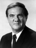 Karl Malden Posed in Black Suit With White Background Photo by  Movie Star News