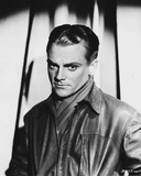 James Cagney wearing Leather Jacket Classic Portrait Photo by  Movie Star News
