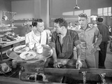 From Here To Eternity Three men talking in Kitchen Photo by  Movie Star News