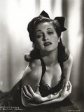 Dorothy Lamour Portrait in Classic with Tank Top Dress Photo by  Movie Star News