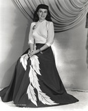 Paulette Goddard Posed wearing Formal Dress Portrait Photo by  Movie Star News
