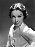 Gail Patrick on a Long Sleeve Top sitting Portrait Photo by  Movie Star News