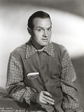 Bob Hope Posed wearing Checkered Long Sleeves Portrait Photo by  Movie Star News
