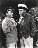 Bob Hope Talking with Man Scene Excerpt from Film Photo by  Movie Star News