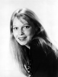 Mia Farrow Portrait in Classic wearing Black Blouse Photo by  Movie Star News