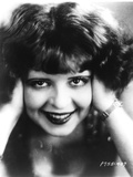 Clara Bow smiling with Hands on Head in Close Up Portrait Photo by  Movie Star News