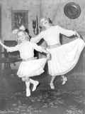 Whatever Happened To Baby Jane Girl and Old Woman Bowing Photo by  Movie Star News