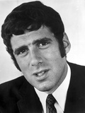 Elliott Gould Posed in Black Suit With White Background Photo by  Movie Star News