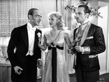 Fred Astaire and Ginger Rogers Breaking Up a Fight Photo by  Movie Star News