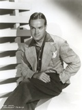 Bob Hope Posed with Hand in Pocket wearing Formal Suit Photo by  Movie Star News