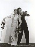 George Burns in Formal Outfit Classic Couple Portrait Photo by  Movie Star News