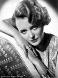 Mary Astor on Shining Top Leaning on Two Hands Portrait Photo by  Movie Star News