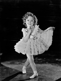 Shirley Temple Posed in Ballet Outfit Classic Portrait Photo by  Movie Star News