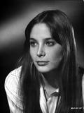 Deborah Raffin Classic Portrait in White Sleeves Photo by  Movie Star News