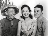 Bob Hope smiling Along with Man and Woman in Casual Attire Photo by  Movie Star News