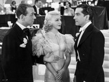Fred Astaire and Ginger Rogers Talking to Man in Suit Photo by  Movie Star News