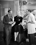 Fred Astaire and Ginger Rogers Being Checked by the Doctor Photo by  Movie Star News