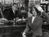 Witness For The Prosecution Man and Woman in Movie Scene Photo af Movie Star News