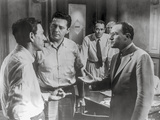 Twelve Angry Men Movie Scene with Five Men Talking Photo by  Movie Star News
