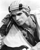Rudolph Nureyev in White Background Portrait Photo by  Movie Star News