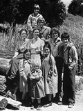 Little House On The Prairie in Classic Portrait Photo by  Movie Star News