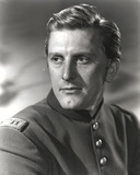 Kirk Douglas wearing Fit Suit Close Up Portrait Photo by  Movie Star News