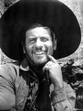 Eli Wallach Posed in Cowboy Outfit With Big Hat Photo by  Movie Star News