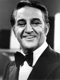 Danny Thomas Posed in Black Suit With smiling Photo by  Movie Star News