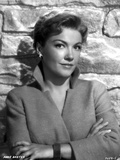 Anne Baxter Leaning and Hands Crossed on Chest Photo by  Movie Star News