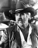 Kenny Rogers in Cowboy Outfit Close Up Portrait Photographie par  Movie Star News