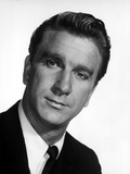 Leslie Nielsen Posed in Black With White Background Photo by  Movie Star News