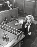 Witness For The Prosecution Woman Putting lipstick Photo af Movie Star News