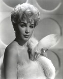 Stella Stevens Posed in Fur Classic Portrait Photo by  Movie Star News
