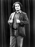 John Belushi in Black Coat With Black Background Photo by  Movie Star News