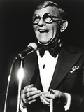 George Burns in Tuxedo with Eyeglasses Portrait Photo by  Movie Star News